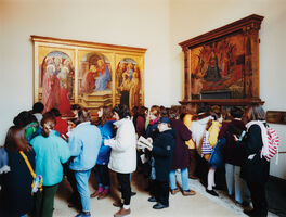 Thomas Struth, 'Museo del Vaticano 1, Roma', 1990