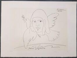 Pablo Picasso, 'Pour Gagarine (Youri Gagarine), 1961', 1982