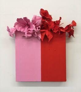 Emily Filler, 'Pink+Red', 2018