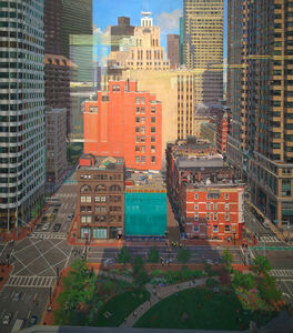Richard Raiselis, 'Greenway at Gridley Street', 2012