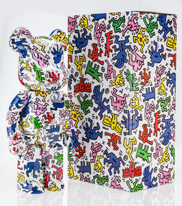 BE@RBRICK X Keith Haring Estate, 'Keith Haring 1000%', 2017