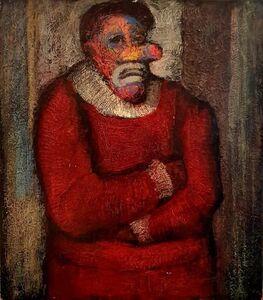 Rafael Coronel, 'Payaso', 1954