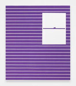 Andrew Gbur, 'House Painting (purple)', 2014