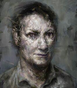 Mathieu Laca, 'Robert Lepage II', 2019