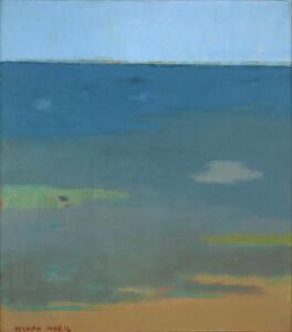 Herman Maril, 'The Bay', 1976