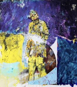 Emmanuel Bornstein, 'Vaterfigur I', 2020