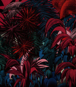 Julien Colombier, 'Red Hot 1', 2020