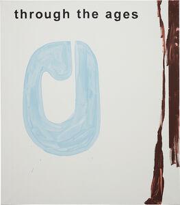 Michel Majerus, 'MoM block Nr. 82', 1999