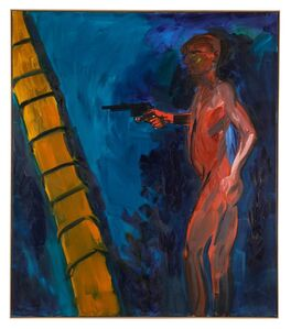 Rainer Fetting, 'Tabou II', 1983