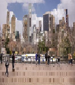 Asaf Gam Hacohen, 'Central Park #1', 2019