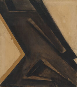 Mario Sironi, 'Athlete', 1922-1926
