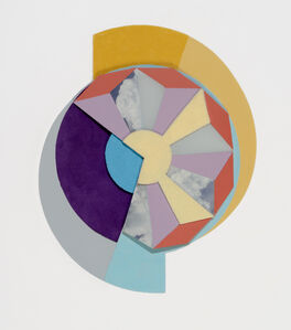 Constance Lowe, 'Sarah's Generous Wheel (Study 2)', 2016