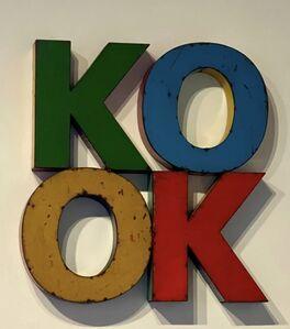 David Buckingham, 'KOOK', 2015