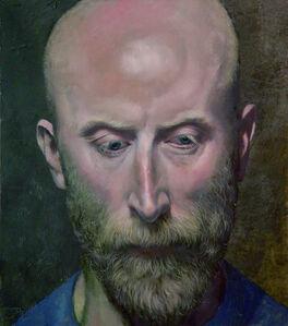 Stuart Pearson Wright, 'Jim', 2015