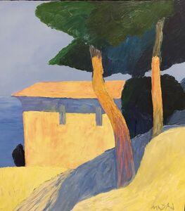 Roger Muhl, 'Couchant', 2000
