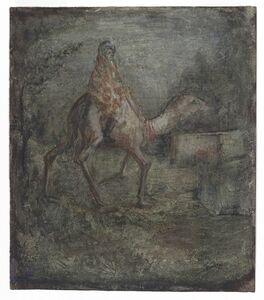 Alfred Kubin, 'Kamelreiter (Camel Rider)', ca. 1905