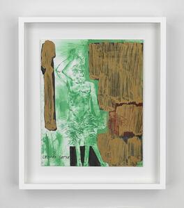 Leon Golub, '3 Legged Satyr', 2004