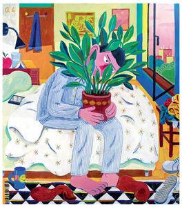 Andrés Lozano, 'Plantasia by Mort Garson', 2020