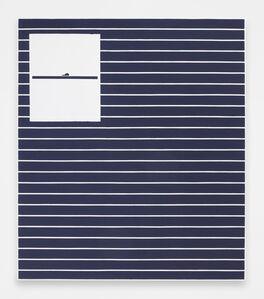 Andrew Gbur, 'House Painting (blue)'