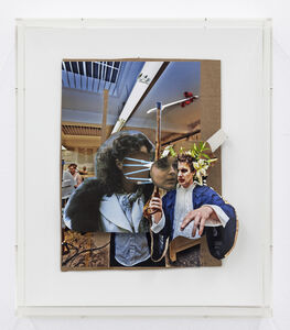 John Bock, 'Kiss in Studio', 2014
