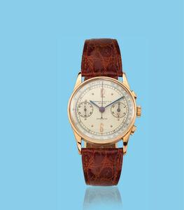 Audemars Piguet, 'Pink gold wristwatch', ca. 1940