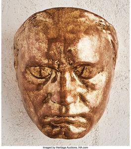Galileo Chini, 'Golden Mask', circa 1911