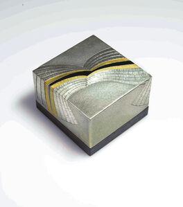 """Otsuki Masako, 'Silver Box """"Hon""""', 2012"""