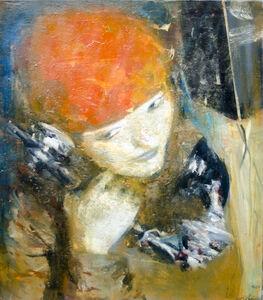 Igor Tishin, 'Red Riding Hood', 2018
