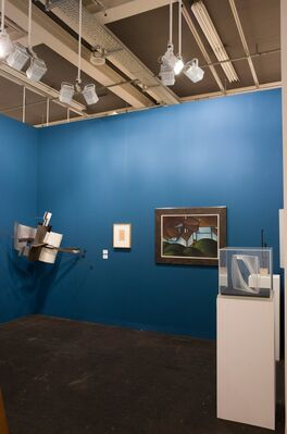 Annely Juda Fine Art at Art Basel 2019, installation view