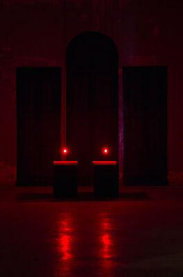 joségarcía ,mx at Art Basel in Miami Beach 2016, installation view