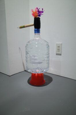 """Guff Tong"" by Kazuma Zmurf Ogata, installation view"