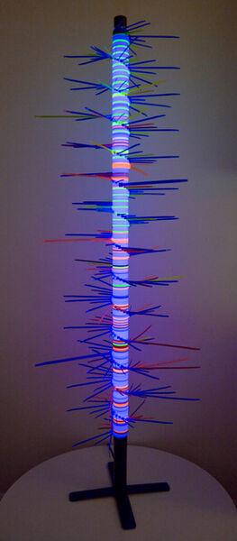 George Kroenert, 'Blue Contemplation'
