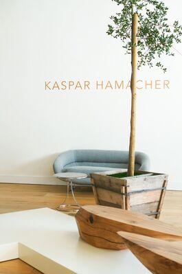 Kaspar Hamacher, installation view