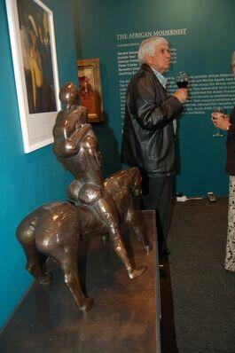 Gallery MOMO at FNB JoburgArtFair 2015, installation view