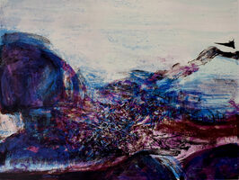 Zao Wou-Ki 趙無極, 'Untitled No. 289', 1978