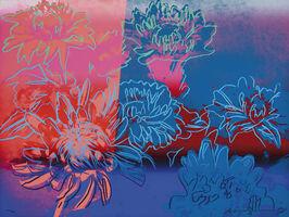 Andy Warhol, 'KIKU II.309', 1983