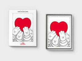 KAWS, 'NYC Holiday Card Set', 2020