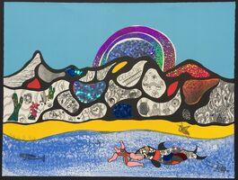 Niki de Saint Phalle, 'Celito Lindo - Tarot Cards', 1998
