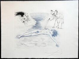 Salvador Dalí, 'Hypnos', 1965