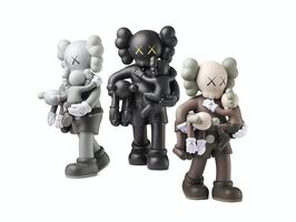 KAWS, 'Clean Slate (Set of 3) ', 2018