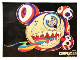 Takashi Murakami, 'Takashi Murakami x ComplexCon Mr. Dob Poster (Framed)', 2016