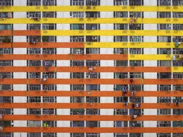 Michael Wolf (b. 1954), 'Architecture of Density #105', 2008