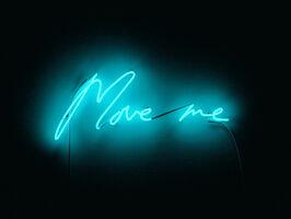 Tracey Emin, 'Move me', 2015