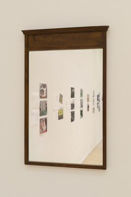 going to go out now, installation view
