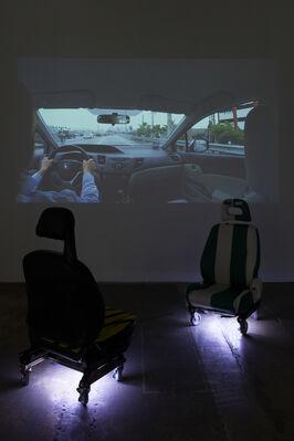 The Passenger, installation view