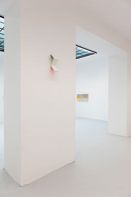 """""""If Walls Are Trembling"""", installation view"""