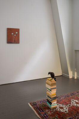 "Martin Neumaier ""im Weltstaat"", installation view"
