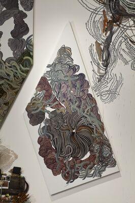 """Vlad Kulkov """"Under volcano auspice"""", installation view"""