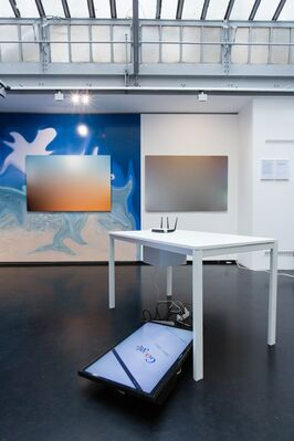 BRAVE NEW PANDERERS, installation view