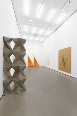 Karl-Heinz Adler: systeme/systems, installation view